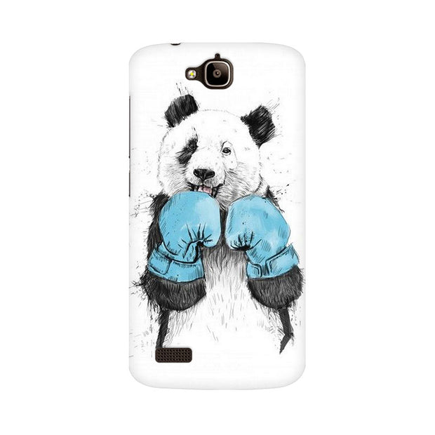 Huawei Honor Holly Panda Boxer Phone Cover & Case