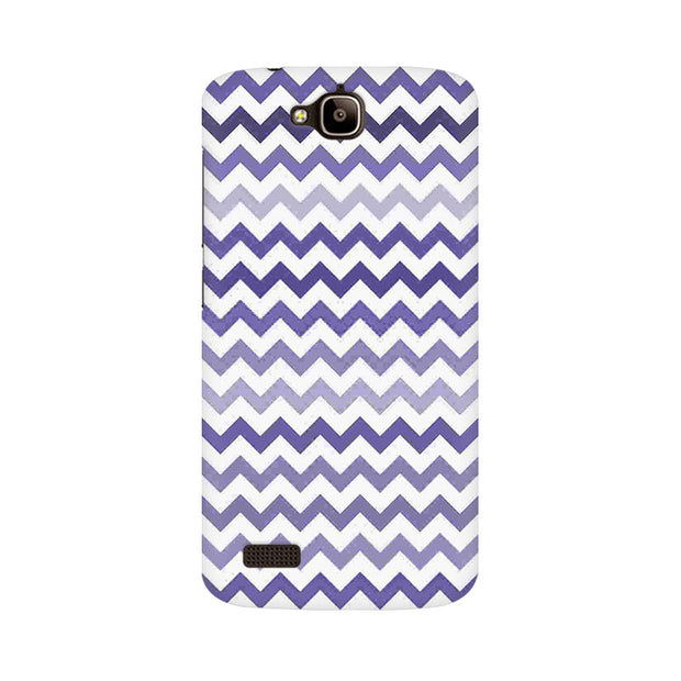 Huawei Honor Holly Purple Chevron Shades Phone Cover & Case