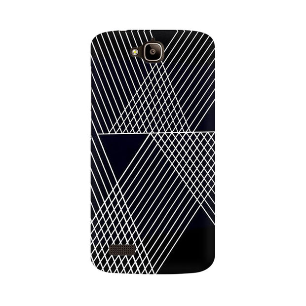 Huawei Honor Holly Reflecting Lines Phone Cover & Case