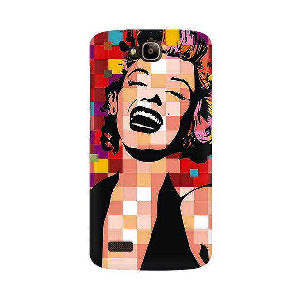 Huawei Honor Holly Retro Monroe Phone Cover & Case