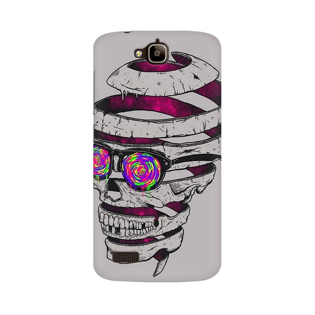 Huawei Honor Holly Skull Maker Phone Cover & Case