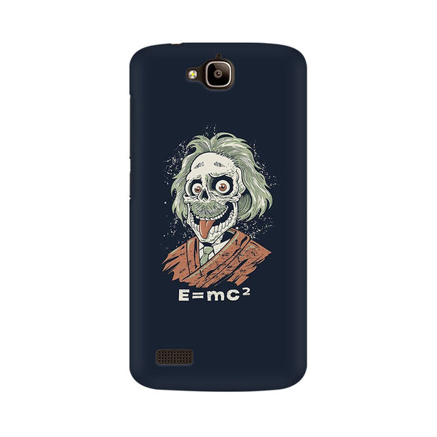 Huawei Honor Holly Skully Einstein Phone Cover & Case