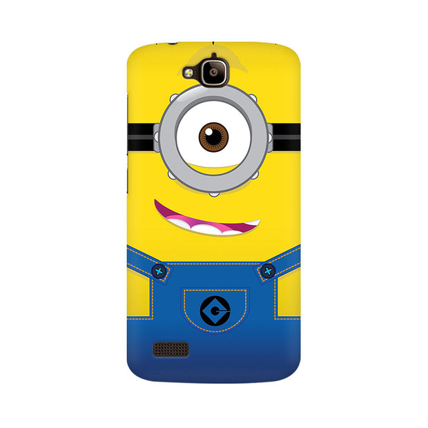 Huawei Honor Holly Smiley Minion Phone Cover & Case
