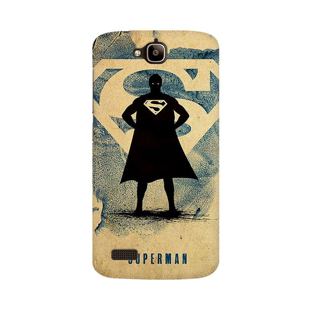 Huawei Honor Holly Superman Standing Phone Cover & Case