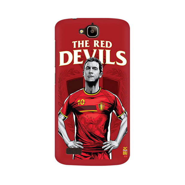 Huawei Honor Holly The Red Devils Phone Cover & Case