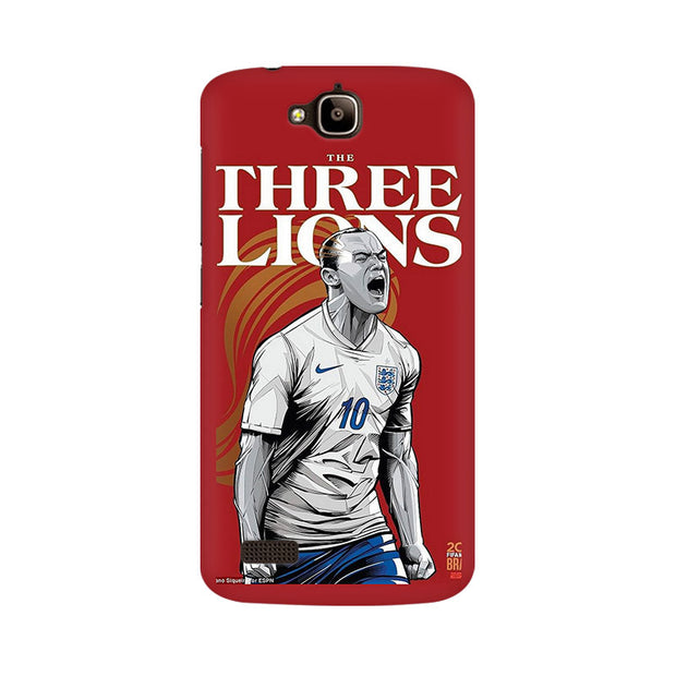 Huawei Honor Holly The Three Lions Phone Cover & Case
