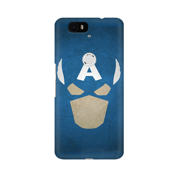 Huawei Nexus 6P Captain America The Great Defender Phone Cover & Case