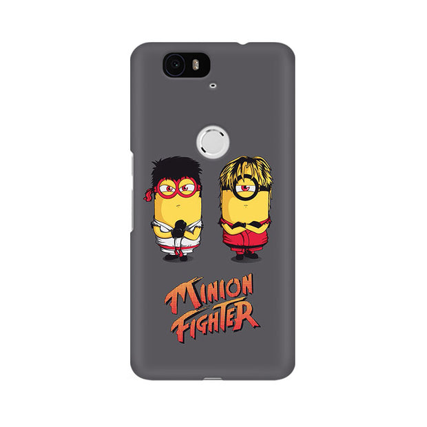 Huawei Nexus 6P Minion Fighters Phone Cover & Case
