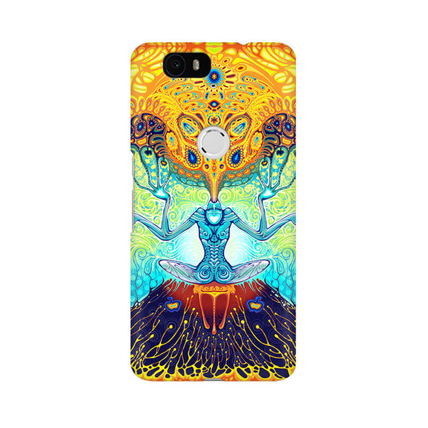 Huawei Nexus 6P Ego Painting Phone Cover & Case