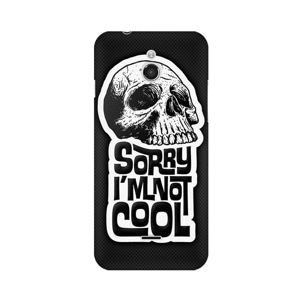InFocus M2 I Am Not Cool Phone Cover & Case