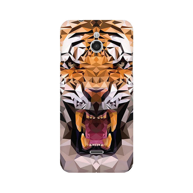 InFocus M2 Roaring Tiger Phone Cover & Case