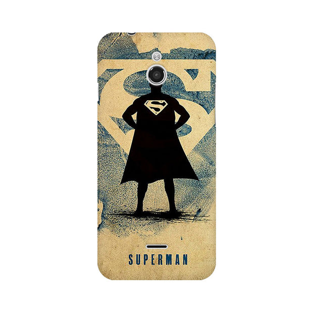 InFocus M2 Superman Standing Phone Cover & Case