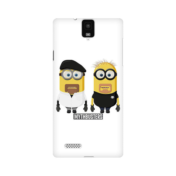 InFocus M330 Minion Mythbusters Phone Cover & Case
