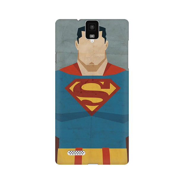 InFocus M330 Superman Minimalist Phone Cover & Case
