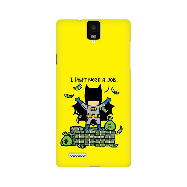 InFocus M330 Batman Needs No Job Phone Cover & Case