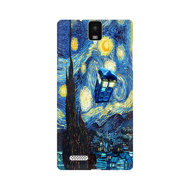 InFocus M330 Doctor Who Phone Cover & Case