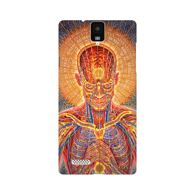 InFocus M330 Human Mantra Phone Cover & Case