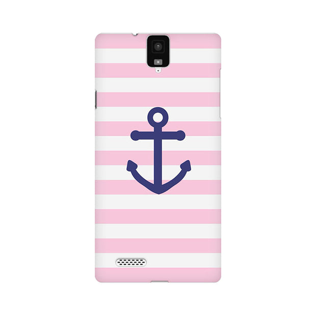 InFocus M330 Pink Anchor Phone Cover & Case