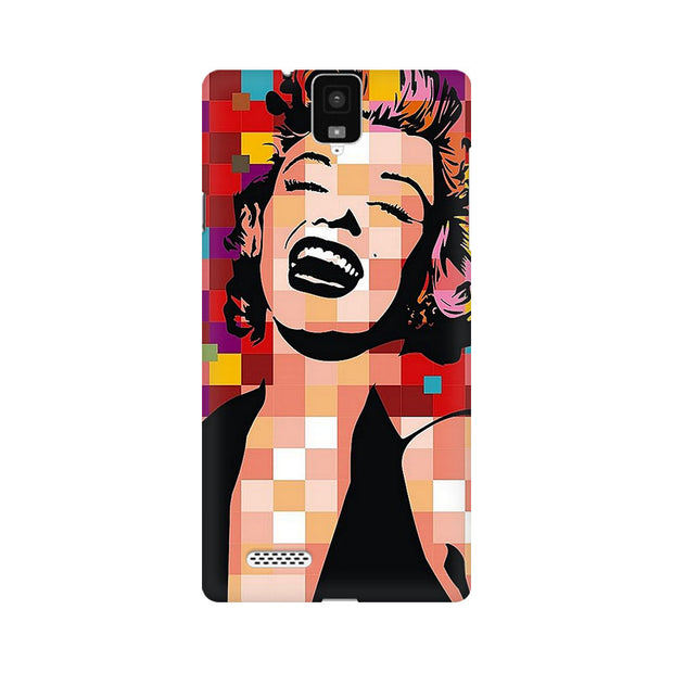 InFocus M330 Retro Monroe Phone Cover & Case