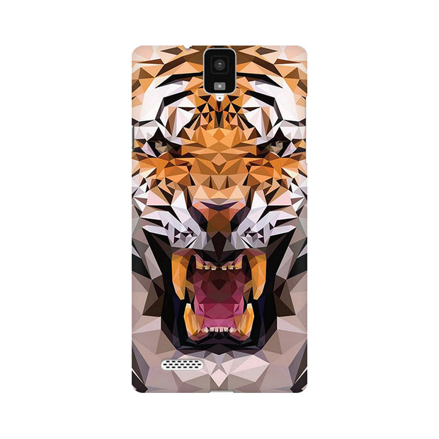 InFocus M330 Roaring Tiger Phone Cover & Case