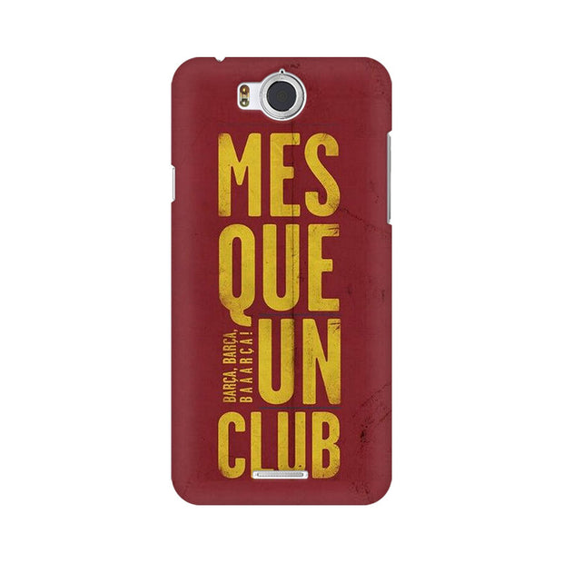 InFocus M530 Barca Barca Phone Cover & Case