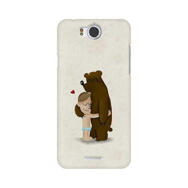 InFocus M530 Bear Hug Phone Cover & Case