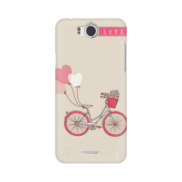 InFocus M530 Bicycle Love Phone Cover & Case