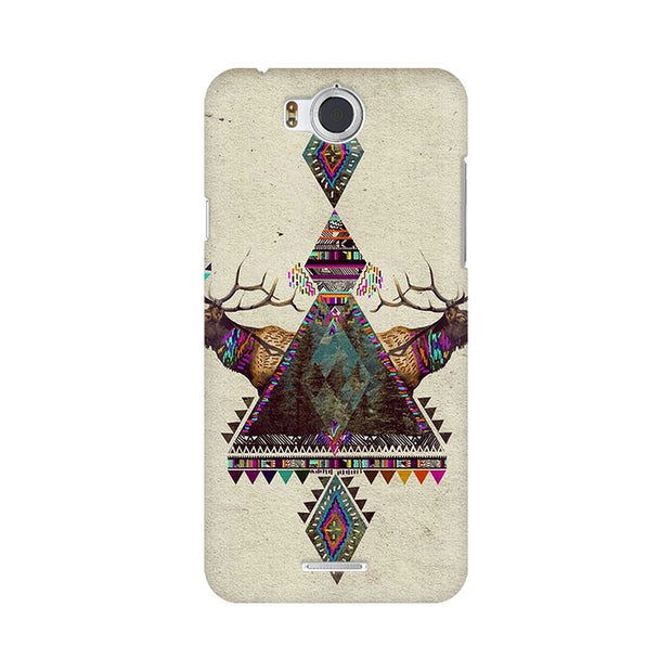 InFocus M530 Deer Symmetry Phone Cover & Case