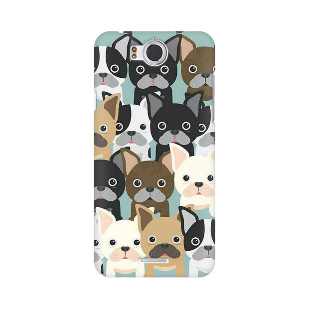 InFocus M530 Dog Family Cluster Phone Cover & Case