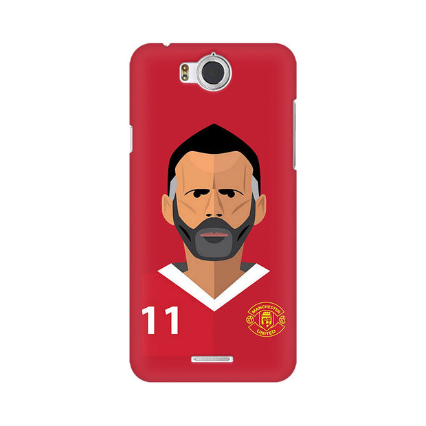 InFocus M530 Manchester Phone Cover & Case