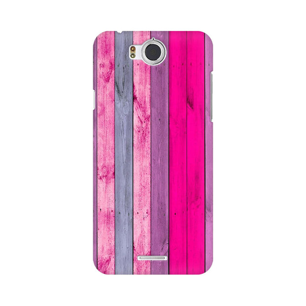 InFocus M530 Pink Wood Shade Phone Cover & Case
