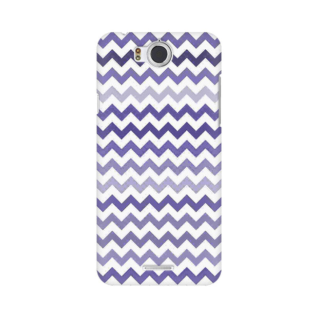 InFocus M530 Purple Chevron Shades Phone Cover & Case