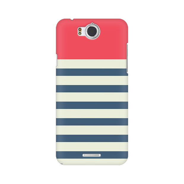 InFocus M530 Stripes Pink Phone Cover & Case