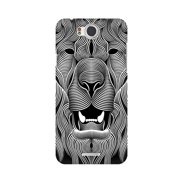 InFocus M530 Wavy Lion Phone Cover & Case