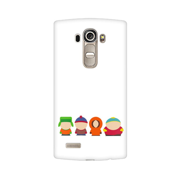 LG G4 South Park Minimal Phone Cover & Case