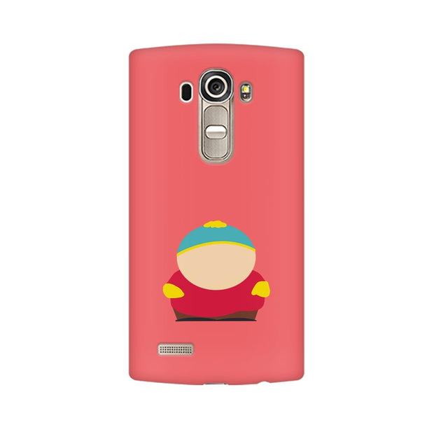 LG G4 Eric Cartman Minimal South Park Phone Cover & Case