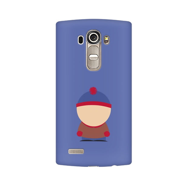 LG G4 Stan Marsh Minimal South Park Phone Cover & Case