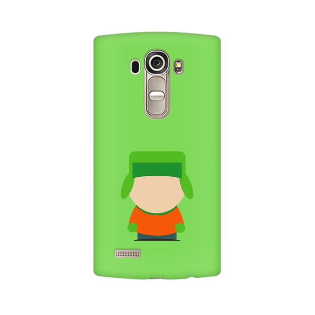 LG G4 Kyle Broflovski Minimal South Park Phone Cover & Case