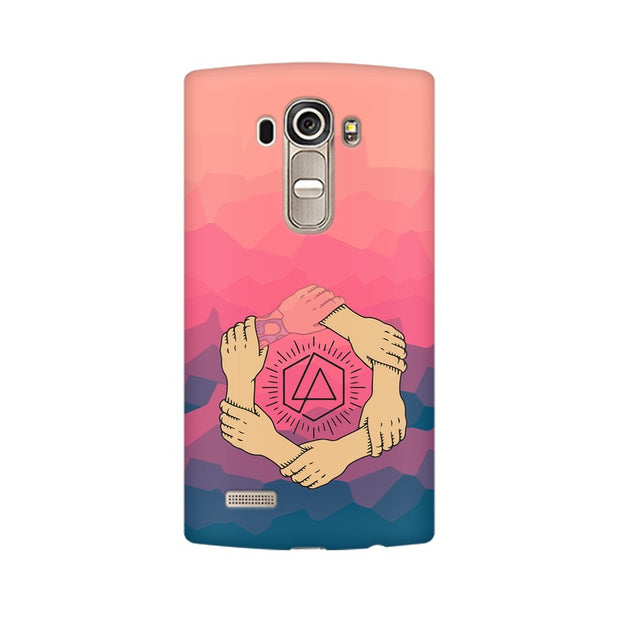 LG G4 Linkin Park Logo Chester Tribute Phone Cover & Case