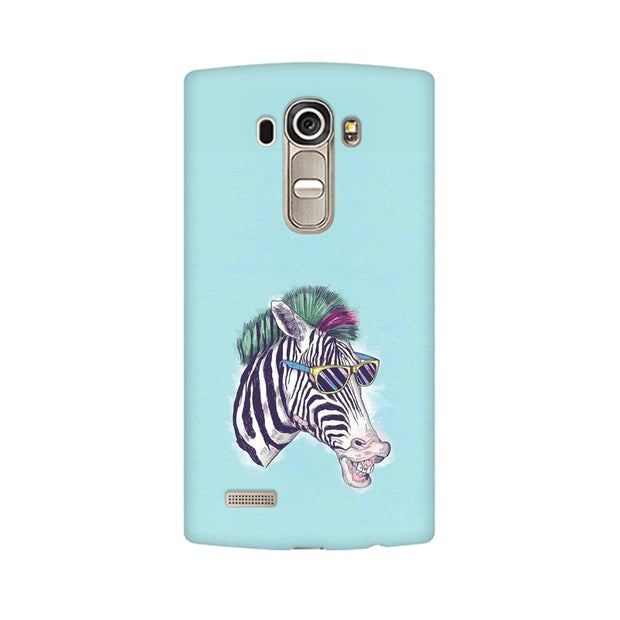 LG G4 The Zebra Style Cool Phone Cover & Case