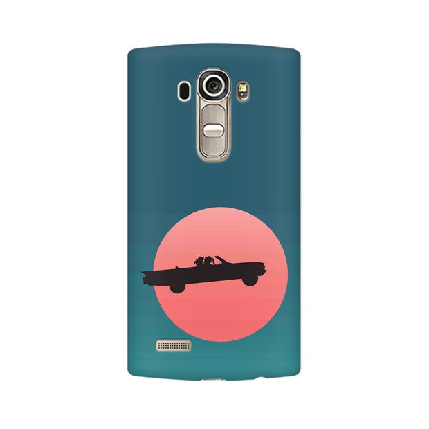 LG G4 Thelma & Louise Movie Minimal Phone Cover & Case
