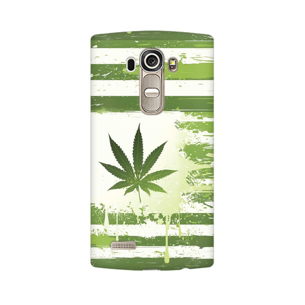 LG G4 Weed Flag  Phone Cover & Case