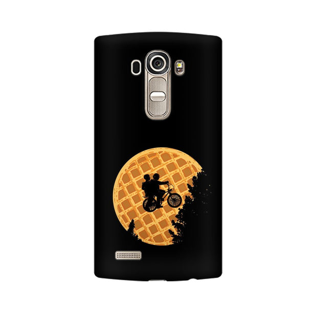 LG G4 Stranger Things Pancake Minimal Phone Cover & Case