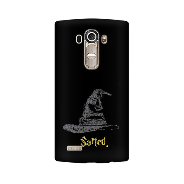 LG G4 Sorting Hat Harry Potter Phone Cover & Case