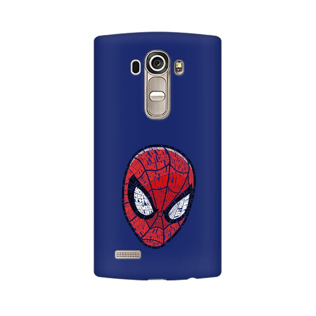 LG G4 Spider Man Graphic Fan Art Phone Cover & Case