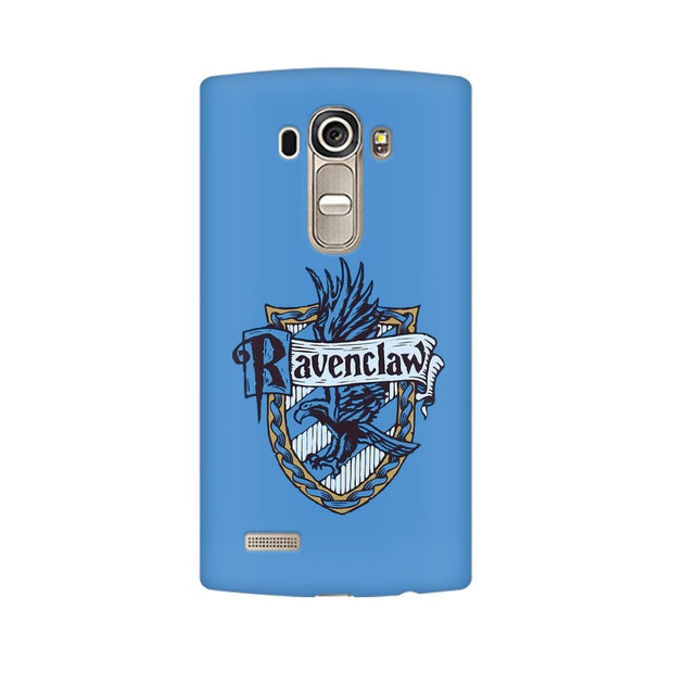 LG G4 Ravenclaw House Crest Harry Potter Phone Cover & Case