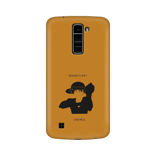LG K10 Monkey D Luffy One Piece Minimal Phone Cover & Case