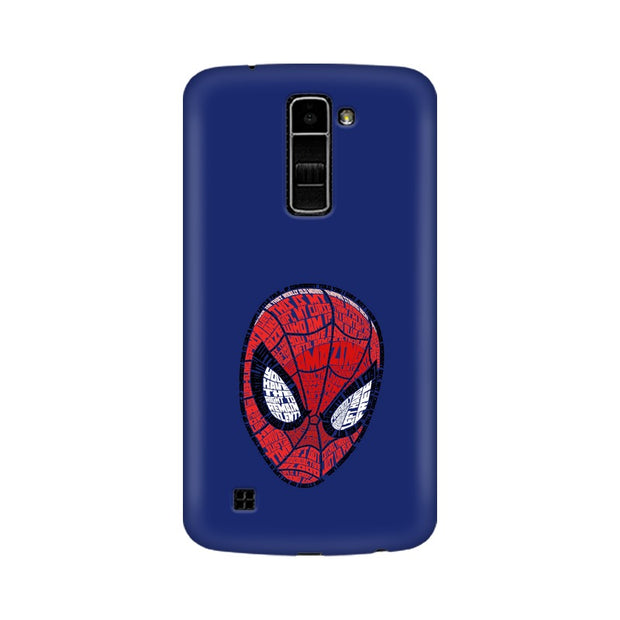 LG K10 Spider Man Graphic Fan Art Phone Cover & Case