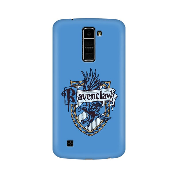 LG K10 Ravenclaw House Crest Harry Potter Phone Cover & Case
