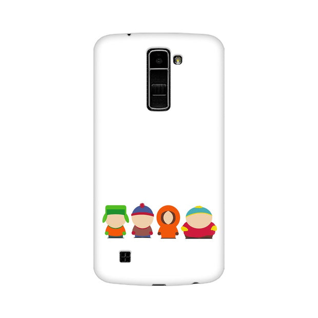 LG K7 South Park Minimal Phone Cover & Case